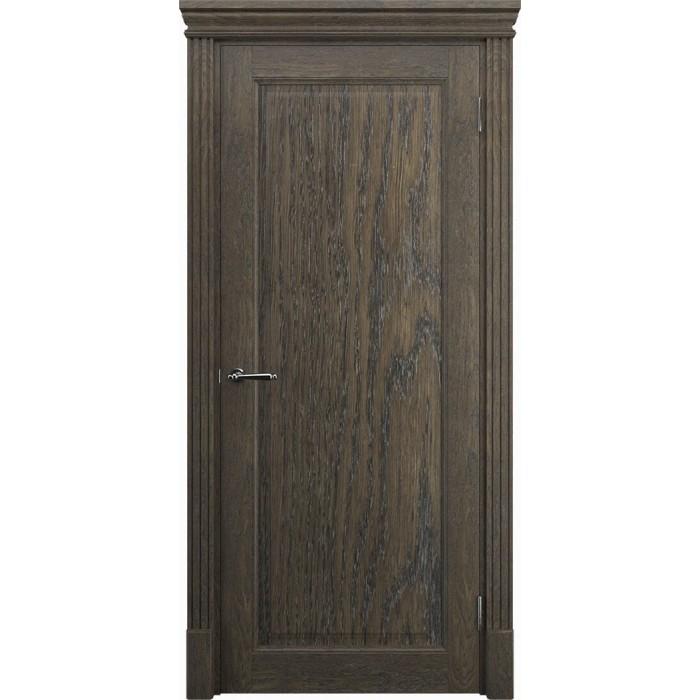 Двери из дуба орех К1