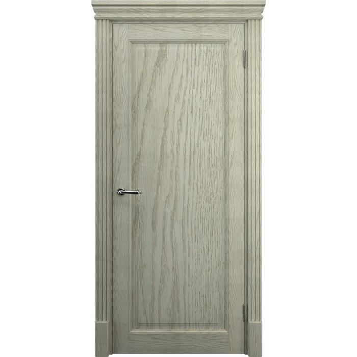 Двери из дуба слоновая кость К1