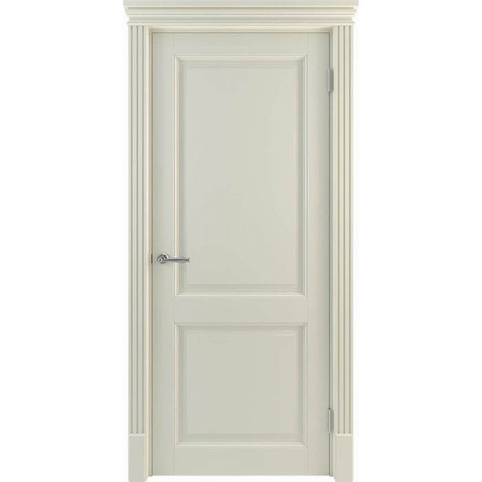 Двери из ольхи молочные К2