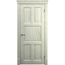 Дверь межкомнатная из массива дуба K10