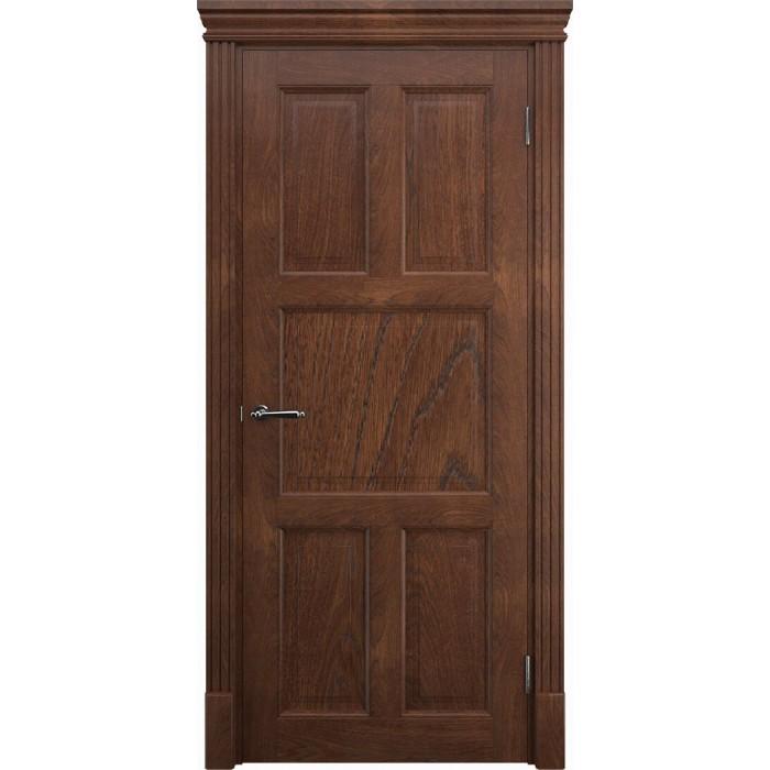 Двери из дерева дуб, K10, песочный