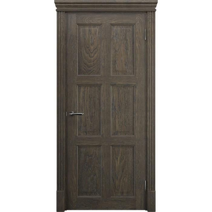 Заказать двери в кухню из дуба K11, орех