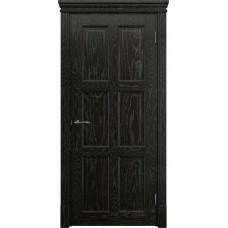 Дверь межкомнатная из массива дуба K11