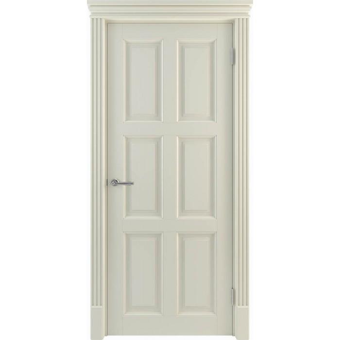Купить двери из массива ольхи бежевые