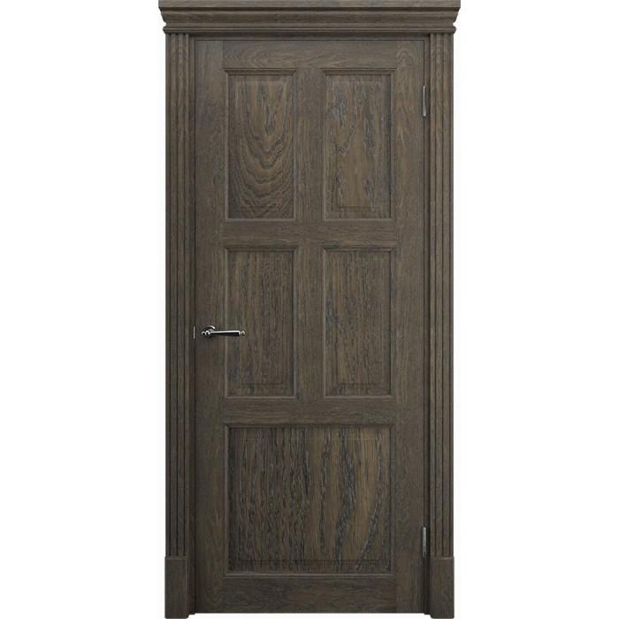Дверь межкомнатная из массива дуба K12, орех, а так же инивидуальные раздвижные двери