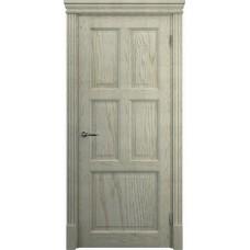 Дверь межкомнатная из массива дуба K12