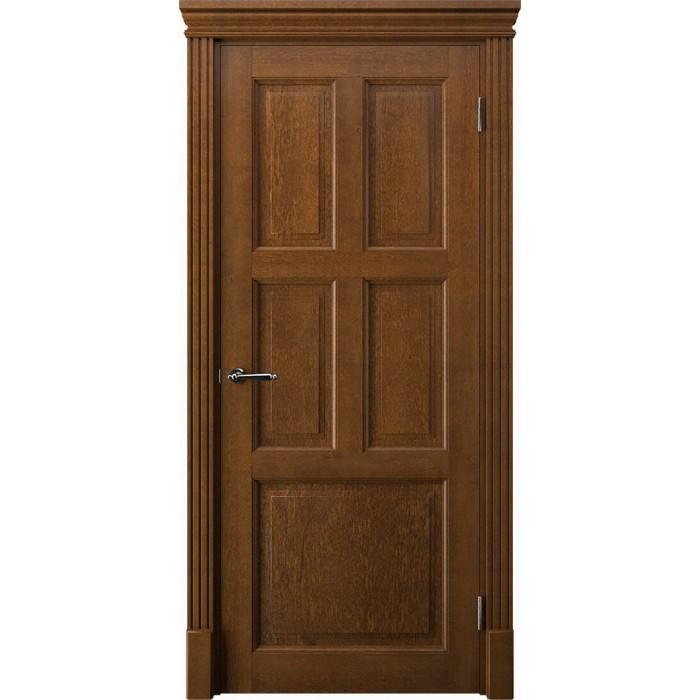 Дверь межкомнатная из массива ольхи K12