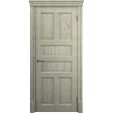 Дверь межкомнатная из массива дуба K13