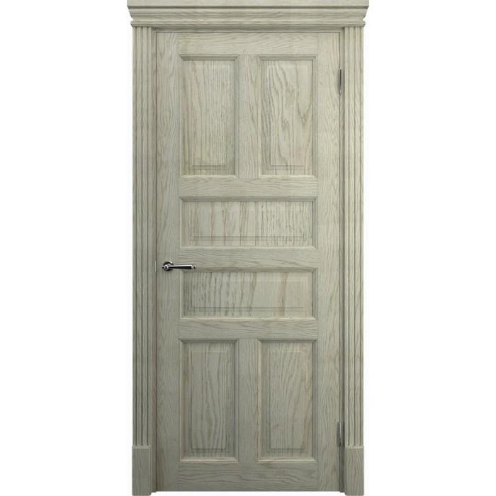 Светлые двери К13, слоновая кость ЧУП Имплайн