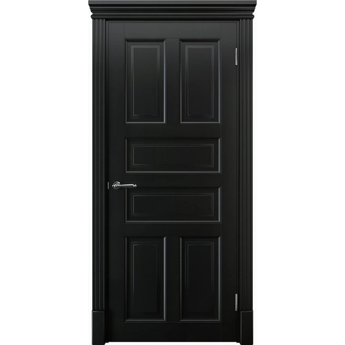 Дверь межкомнатная из массива ольхи K13