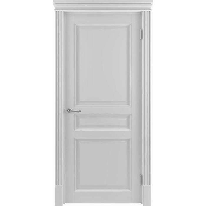 Производство дверей из ольхи К4 белые