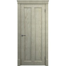 Дверь межкомнатная из массива дуба K5