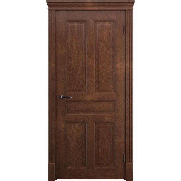 Заказать новые двери коричневые песок М6