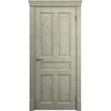 Дверь межкомнатная из массива дуба K6
