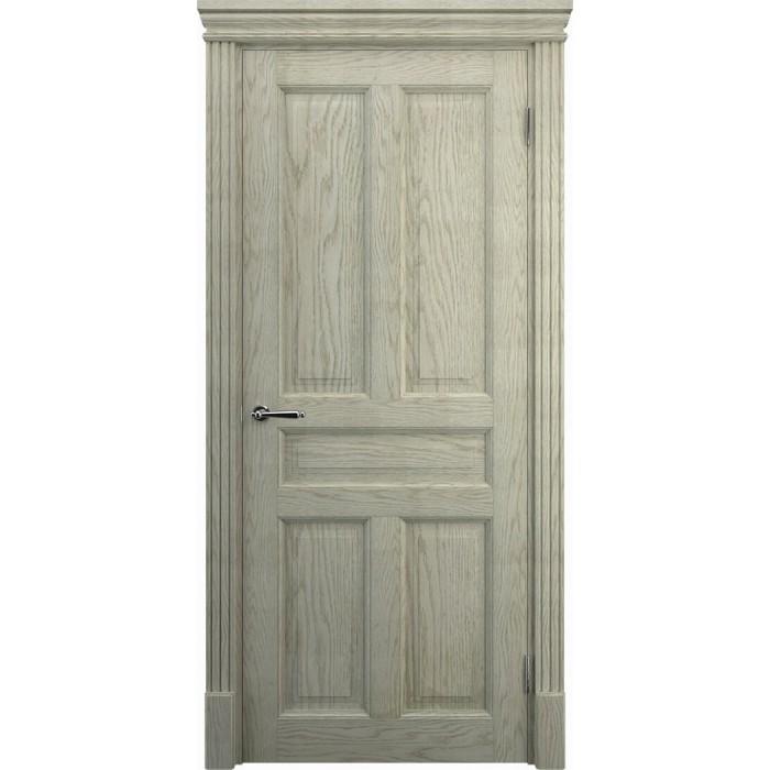 Заказать двери слоновая кость К6