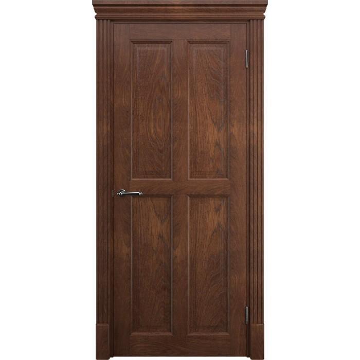 Производство дверей из дуба K7, песок ЧУП Имплайн