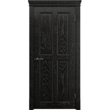Дверь межкомнатная из массива дуба K7
