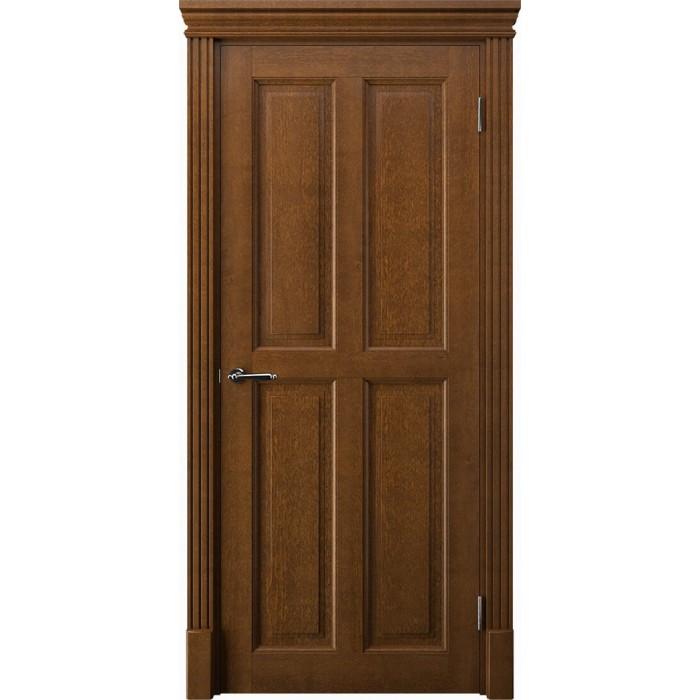 Купить двери из дерева коричневые песок