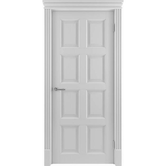 Двери в зал белые