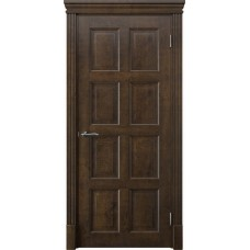 Дверь межкомнатная из массива ольхи K8
