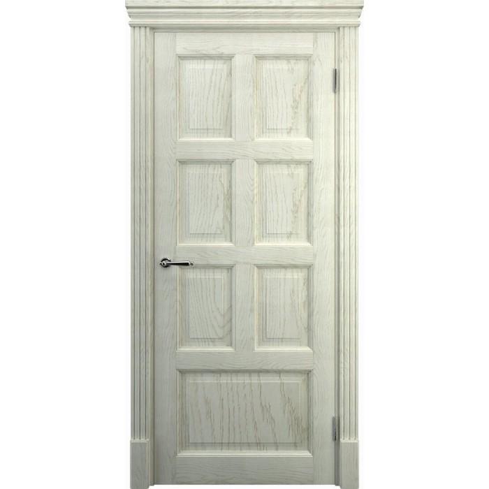 Межкомнатные двери дуб беленый дуб К9 ЧУП Имплайн