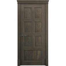 Дверь межкомнатная из массива дуба K9