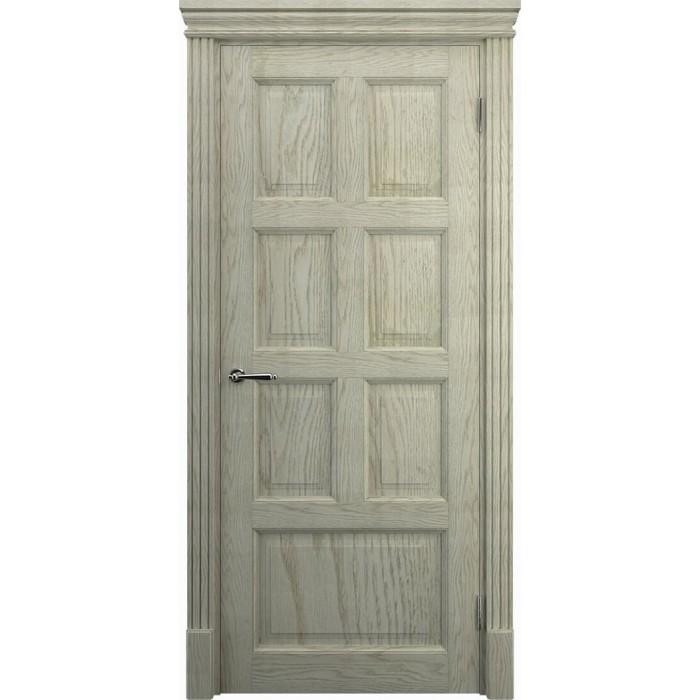 Межкомнатные двери цвет слоновая кость дуб К9 ЧУП Имплайн