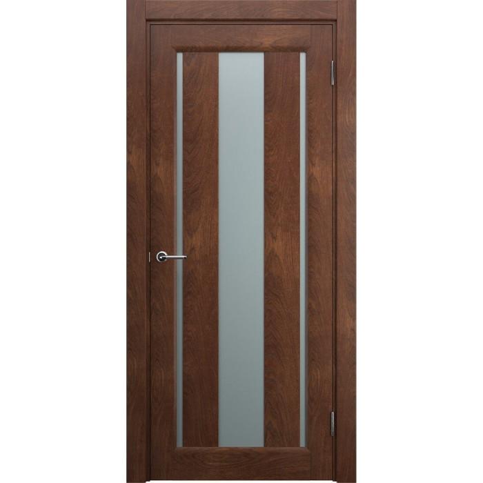 Современные межкомнатные двери М1 коричневые песок