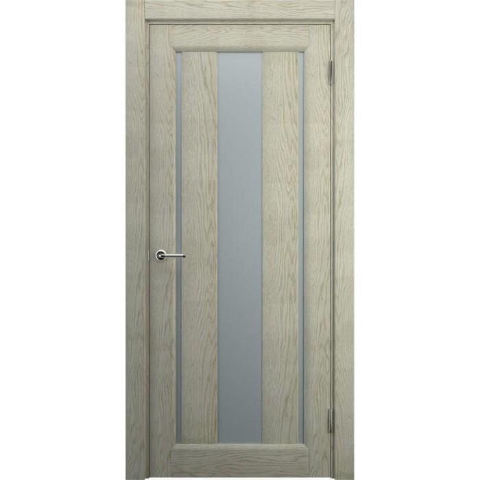 Современные межкомнатные двери М1 светлые слоновая кость