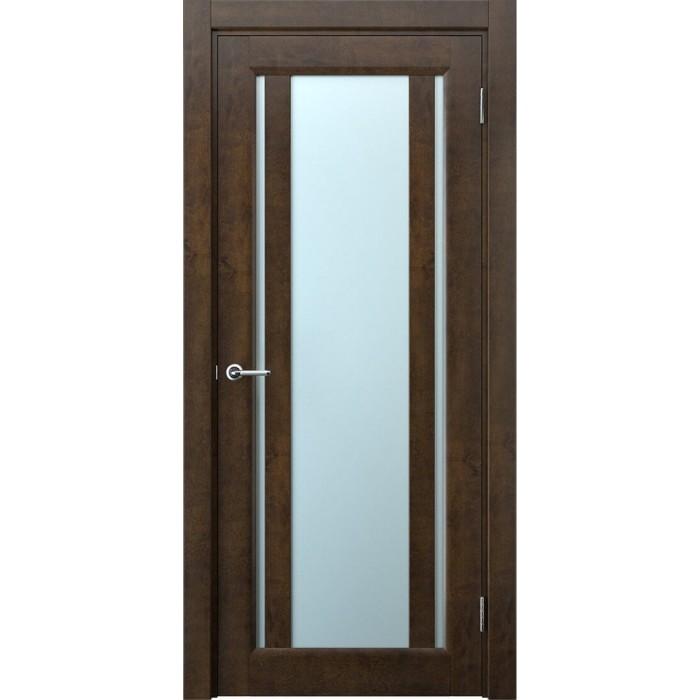 Изготовление дверей из ольхи орех М2