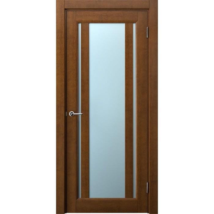 Изготовление дверей из ольхи коричневых песок М2