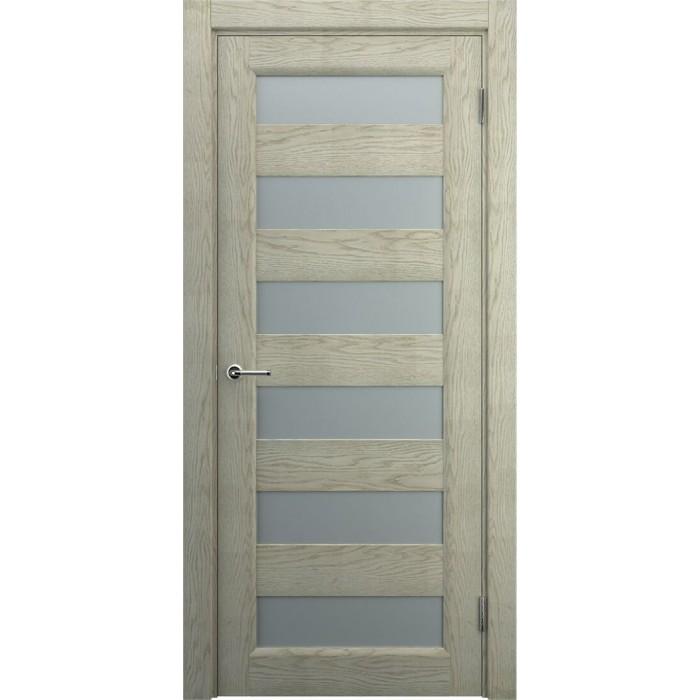 Двери деревянные современные М3 слоновая кость