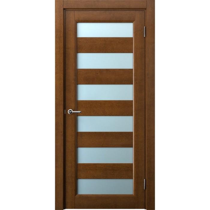 Купить двери из ольхи коричневые песок в Калинковичах М3