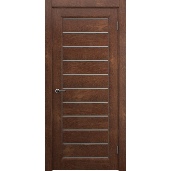 Межкомнатные двери дуб коричневые песок в Мозыре