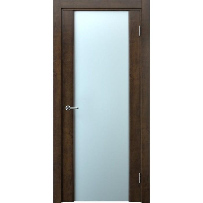 Купить двери из ольхи межкомнатные коричневые в Минске М5