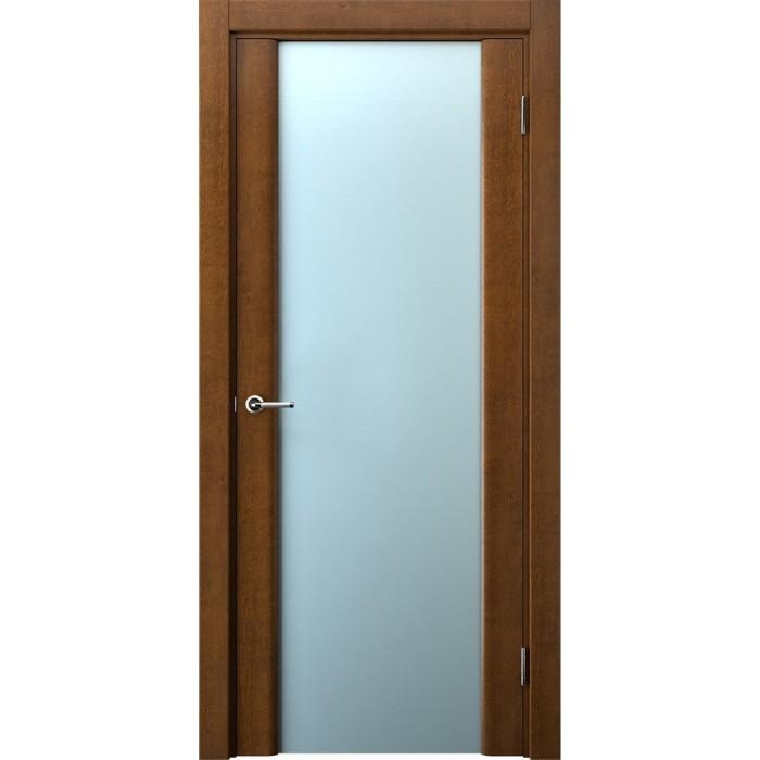 Купить дверь коричневую из ольхи в Минске М5