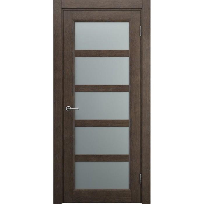 Заказать новые двери коричневые махагон М6