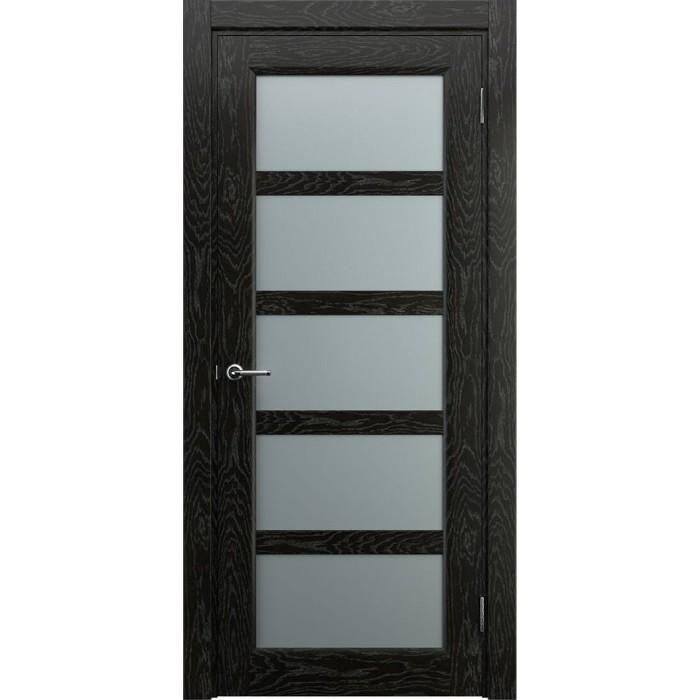 Заказать новые двери темные черные М6
