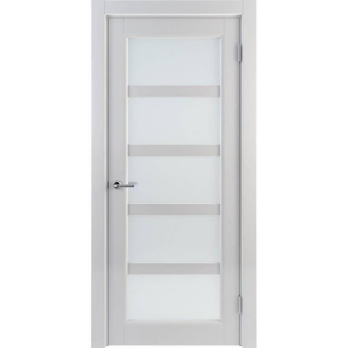 Межкомнатные двери Имплайн белые М6