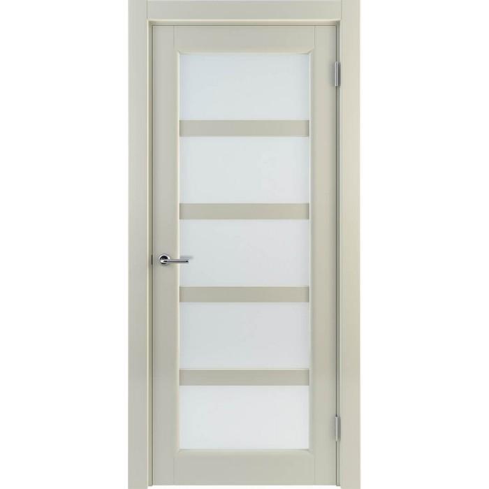 Межкомнатные двери Имплайн молочные М6