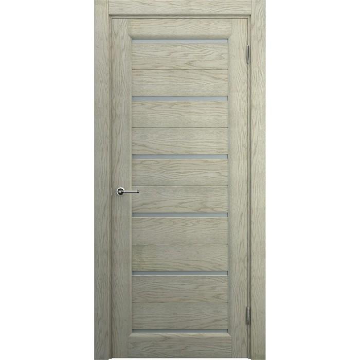 Двери в частный дом светлые М7