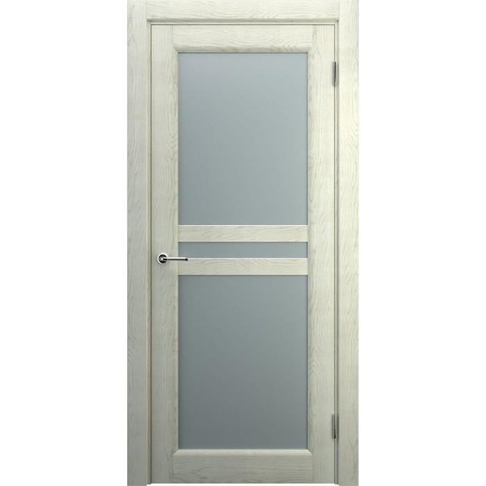 Изготовление дверей из дуба цвета беленый дуб М8