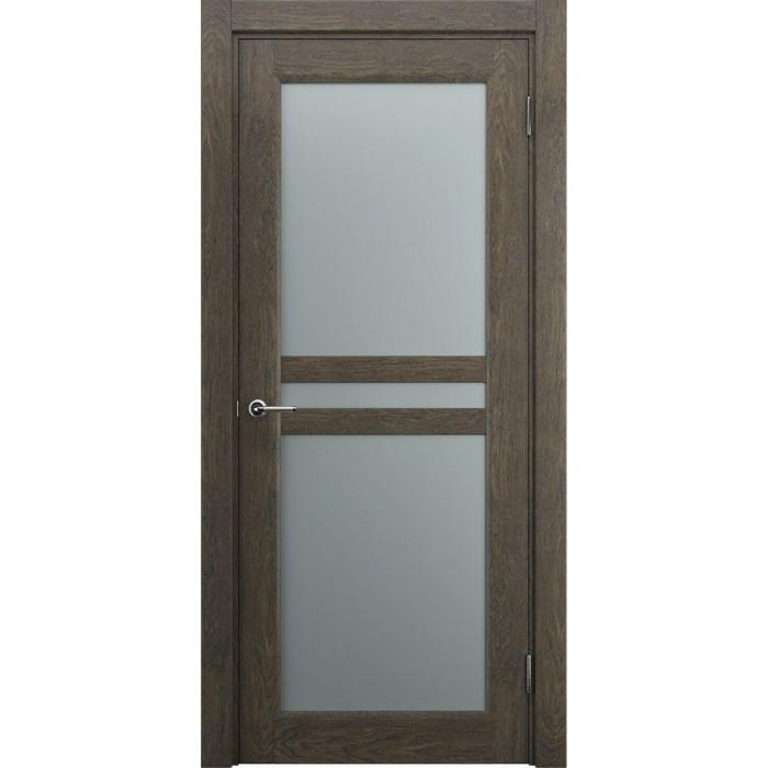 Изготовление дверей из дуба цвета орех М8