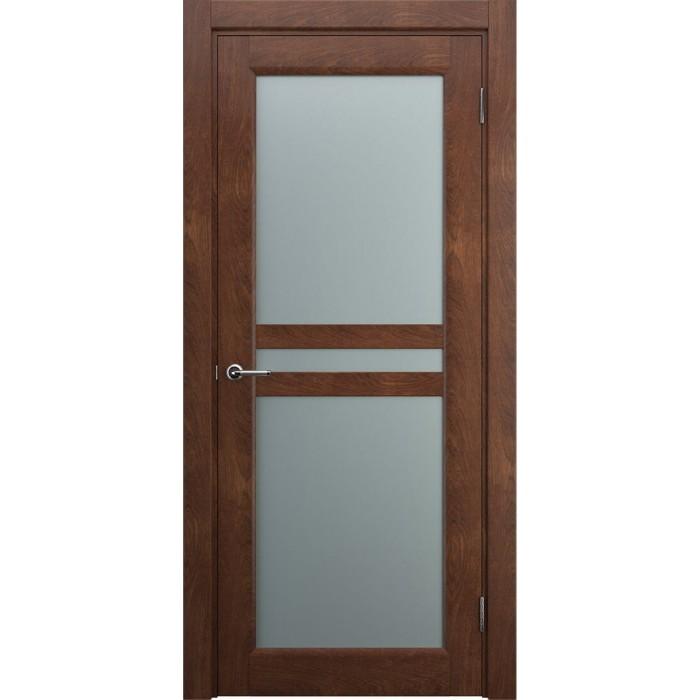 Изготовление дверей из дуба коричневого цвета М8