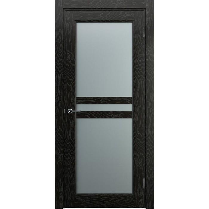Изготовление дверей из дуба темного цвета М8