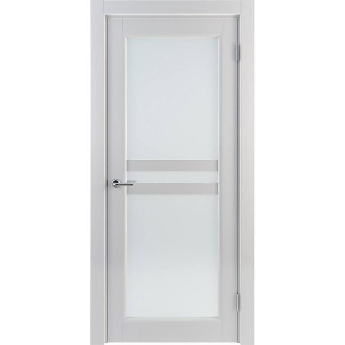 Двери межкомнатные белые М8