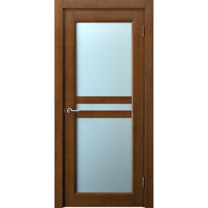 Двери межкомнатные коричневые песочные М8