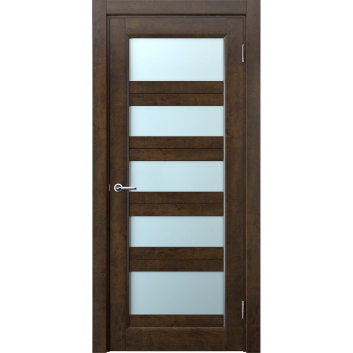 Деревянные двери межкомнатные орех М9